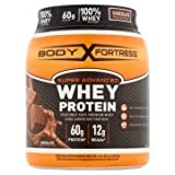 Body Fortress Super Advanced Whey Protein Powder, Chocolate,