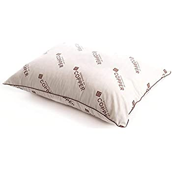 Amazon Com Essence Of Copper Pillow Copper Infused For