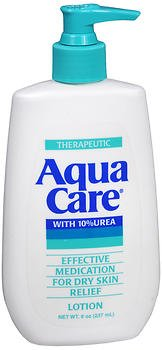 Aqua Care Lotion for Dry Skin, with 10 Percent Urea - 8...