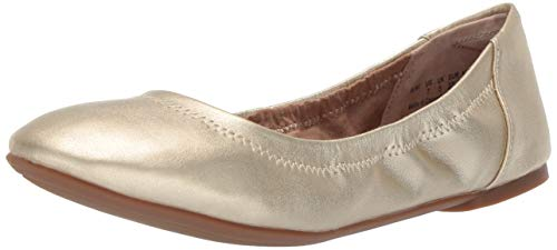 Belice Or Ballerines Amazon Essentials Femme gold Gld 5Fqw1Rw