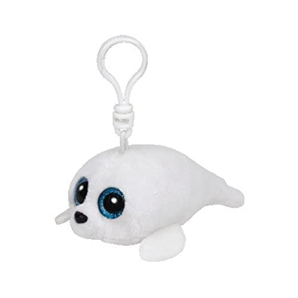 Amazon.com  Ty Beanie Boo Plush - Icy the Seal Clip 3