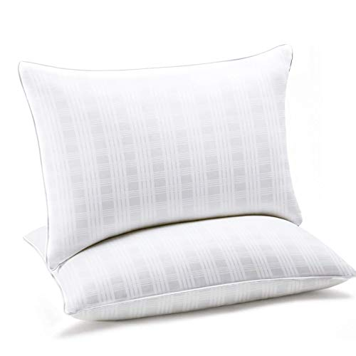 Pillows for Sleeping, SEPOVEDA Bed Pillow Stardand Size (2 Pack) 2026In-Soft and Supportive Hypoallergenic Pillow for…