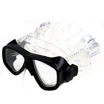 Pro Ear 2000 Mask (Pro ear 2000 scuba diving divers mask - black)