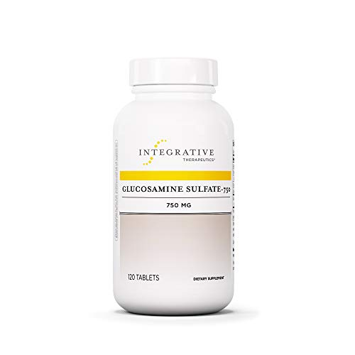 Integrative Therapeutics – Glucosamine Sulfate-750 – Joint Function Support – 120 Tablets For Sale