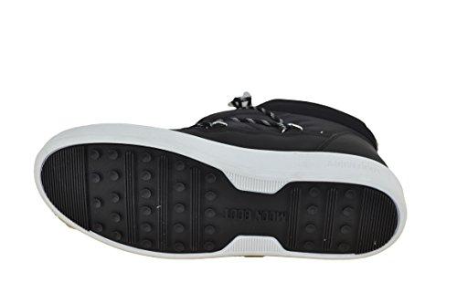 Negro Hombre Botas Moon Boot Para xwU60aB7q
