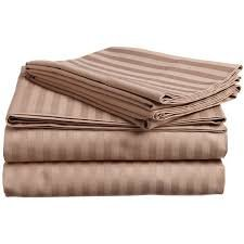 800-thread-count-5-piece-complete-split-sheet-set-cal-king-in-egyptian-cotton-taupe-stripe