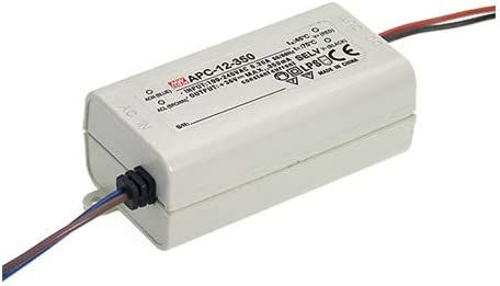 Mean Well 12W 700mA CC LED Driver APC-12-700