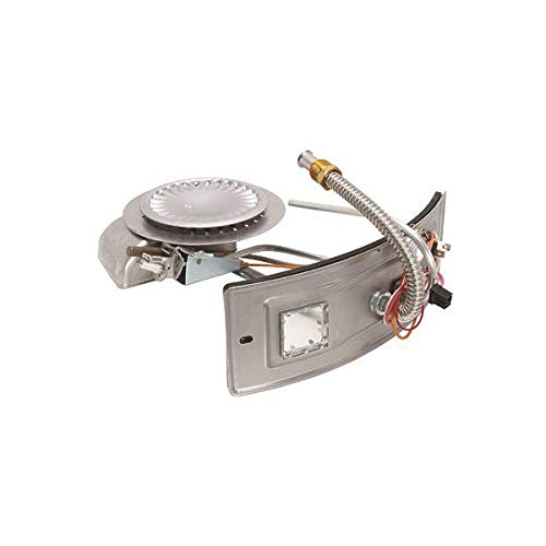 Premier Plus 6911154 NAT Gas Water Heater Burner Assembly for Series 100 (Whirlpool Water Heater)