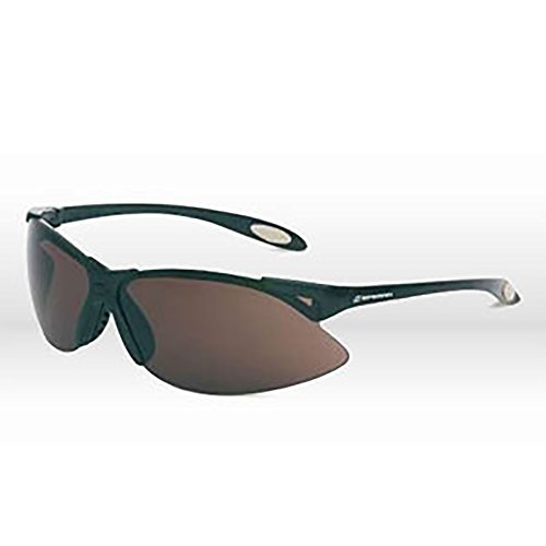 Sperian - Willson A900 Series - Safety Glasses - frame/lens: Black Frame / TSR Gray Anti-Scratch Hard Coat Lens