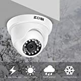ZOSI H.265+ 1080p 16 Channel Security Camera System
