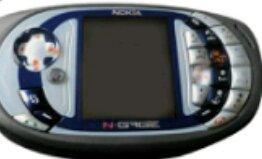 Nokia N-Gage QD Cellular Phone / Handheld Game Device (Best Nokia N Gage Games)