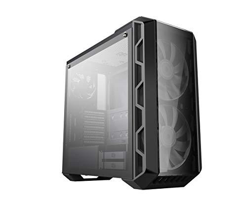 Cooler Master MasterCase H500 Caja PC RGB con Dos Ventiladores 200 mm para Potente Flujo de Aire, Paneles Chasis…