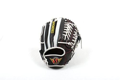 Mpowered Baseball Modified Trapeze Baseball Glove, 12.75-Inch, Left Hand (Pro Preferred Trapeze)