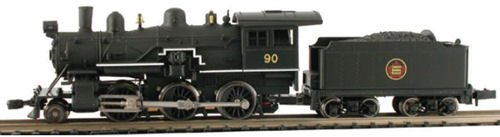 Steam 2-6-0 Mogul - Standard DC -- Canadian National