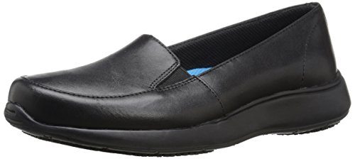 Dr. Scholl's Women's Lauri Slip on, Black, 6 M US by Dr. Scholl's