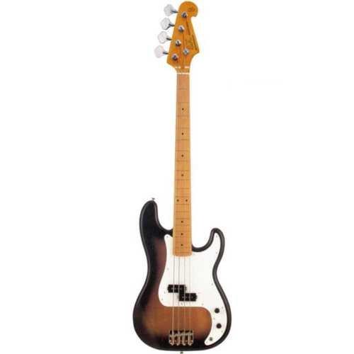 SX SPB57 Vintage E-Bass 2-tone-sunburst: Amazon.de: Musikinstrumente