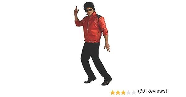 Rubbies - Disfraz de Michael Jackson para Hombre, Talla L (889774L ...