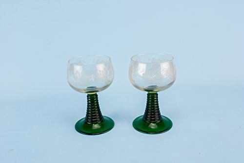 70s glass grapes - 2