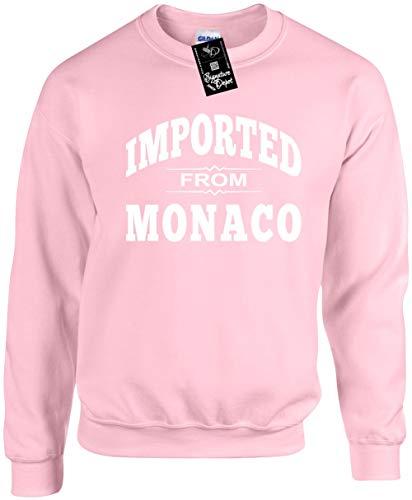 Signature Depot Unisex Funny Crewneck Sz S (Imported from Monaco (Europe) Sweatshirt ()