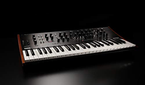 Korg Prologue-8 Polyphonic Analog Synthesizer with Stereo Instrument Cable, Dual MIDI Cable, USB Cable, Sync Cables and Flash Drive