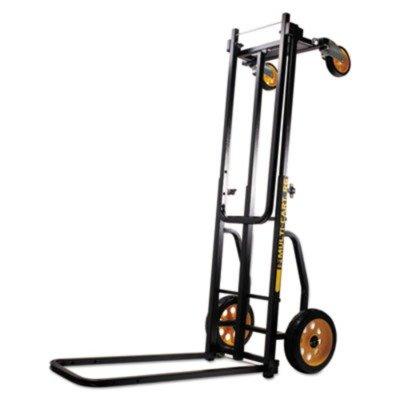 Advantus-Eight-Way-Hand-Truck-Cart-500lb-Capacity-18-x-33-12-x-42-12-Black