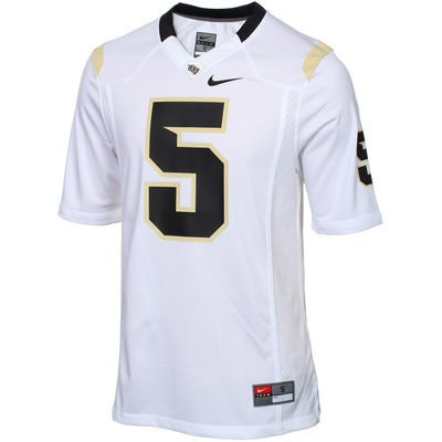 best service 6a08a 7e266 Amazon.com: Nike UCF Knights #5 Game Central Florida ...