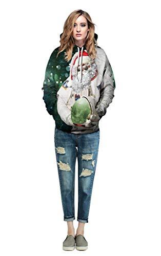 Coppia Animalier 23 Autunno Stampa Di 3d nbsp; Tasche Casual Con Elegante Felpa Qualità Donne Colour Casuale Hoodie Moda Cappuccio Lunga Unisex Battercake Laterali Manica Primaverile Sweatshirt Alta HqW7pFUWw