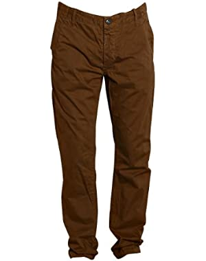 G Star Bronson Chino Tapered Pant in Tobacco, Size W30/L32