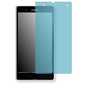 Lámina de protección Golebo azul contra miradas laterales para Sony Xperia L36i - PREMIUM QUALITY