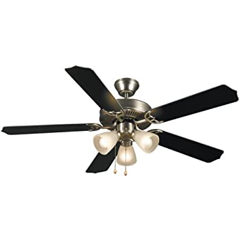 Hardware house 415935 paladuim flush mount 52 inch 5 blade ceiling hardware house 415935 paladuim flush mount 52 inch 5 blade ceiling fan with mozeypictures Images
