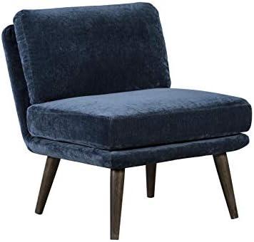 Tommy Hilfiger Pelham Armless Chair, Blue