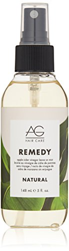 AG Hair Natural Remedy Apple Cider Vinegar Leave On Mist, 5 Fl ()