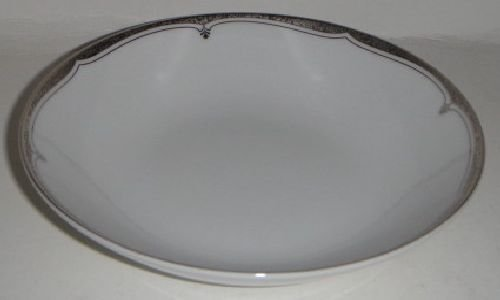 Nikko Scalloped Platinum Cereal Bowl ()