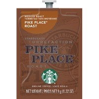 Flavia Coffee, Starbucks Pike Place, 1 rail of 20 count Fresh Packs