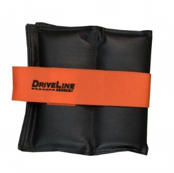 Driveline Leather Wrist Weight Set - Durable Weights for Baseball Training (5 kg)