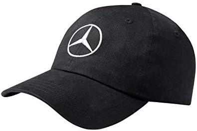 Gorra de Mercedes Benz, color negro, unisex: Amazon.es: Coche y moto