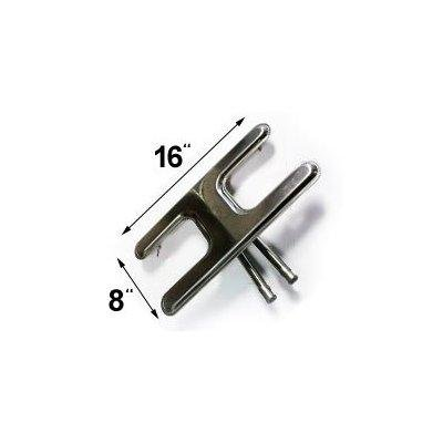 - Premium Stainless Steel Small Burner Assembly