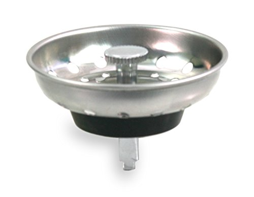 kitchen sink stopper replacement everflow 75111 kitchen sink basket strainer replacement 5966