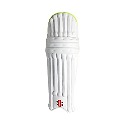Image of Batting Pads Gray Nicolls 5407351 Power Bow V5 700 Ting Leg Guard
