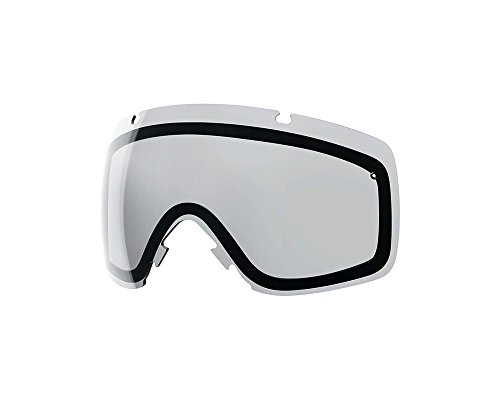 - Smith I/O S Spherical Goggle Replacement Lens Clear, One Size
