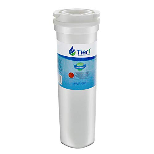 Tier1 Replacement for Fisher & Paykel 836848, 836860 Refrigerator Water Filter (Fisher Paykel Glass Refrigerator)