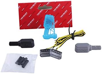 highsider printlight tipo 2, Moto, LED Intermitente, 3d Impresión ...
