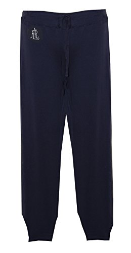 Ralph Lauren Signature Activewear / Lounge / Pajama Pants PJ's (Medium, Navy)