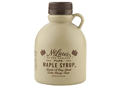 Dutch Jug (Pure Very Dark Maple Syrup - 16oz Jug)