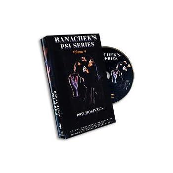 Amazon.com: Banachek Serie PSI de volumen 1: Toys & Games