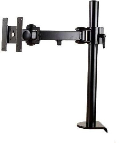 Inland 05327 Single Arm Desk Mount Support 1 Screens 15
