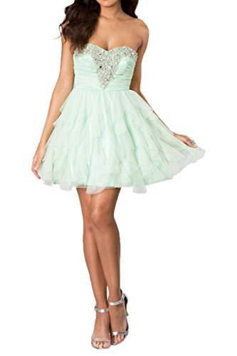 52 Toskana Vestido Vert Para Noche Mujer Salbei Braut A807B8wqx