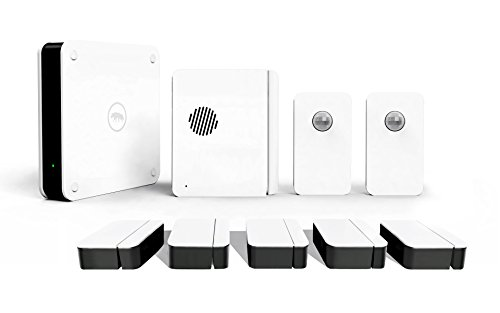 Scout Alarm Home Security System Wireless & DIY - 24/7 Professional Monitoring - No Long Term Contracts - Compatible with Alexa - 9 Piece Kit