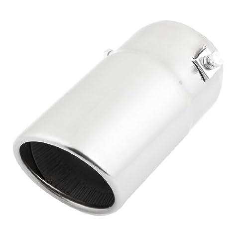 70mm Inlet Stainless Steel Exhaust Muffler Tip