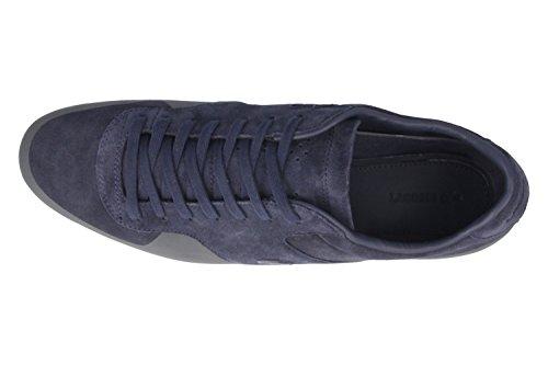 Lacoste Turnier 216 1 Hombre Zapatillas Azul Azul